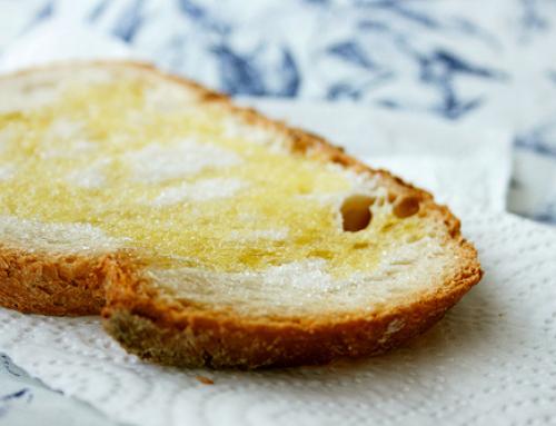 Pane Zucchero E Olio